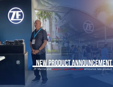 Yacht Controller Announces Partnership with ZF