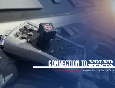Yacht Controller announces connection to Volvo's newest systems